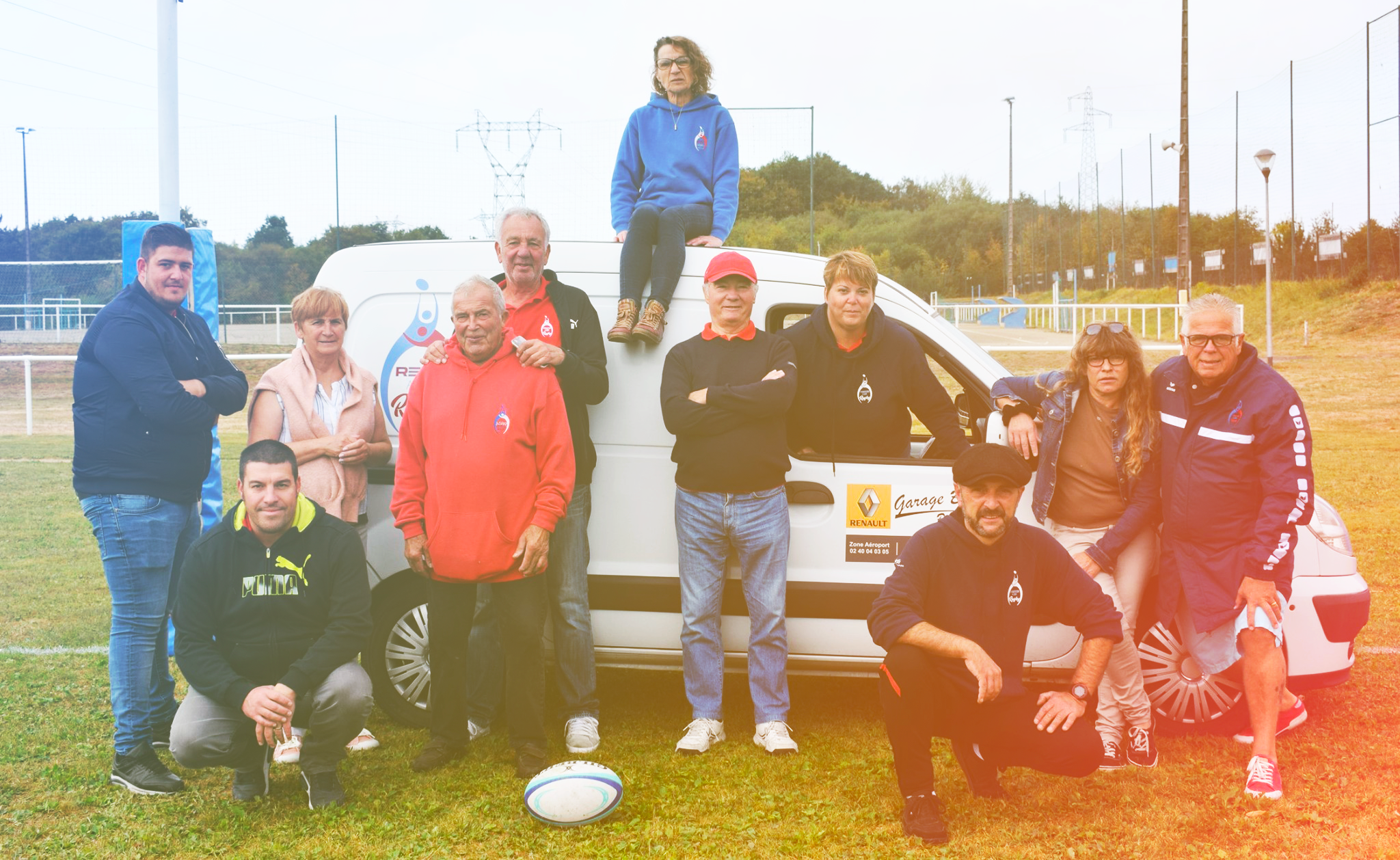 Bénévoles ASBR Rugby